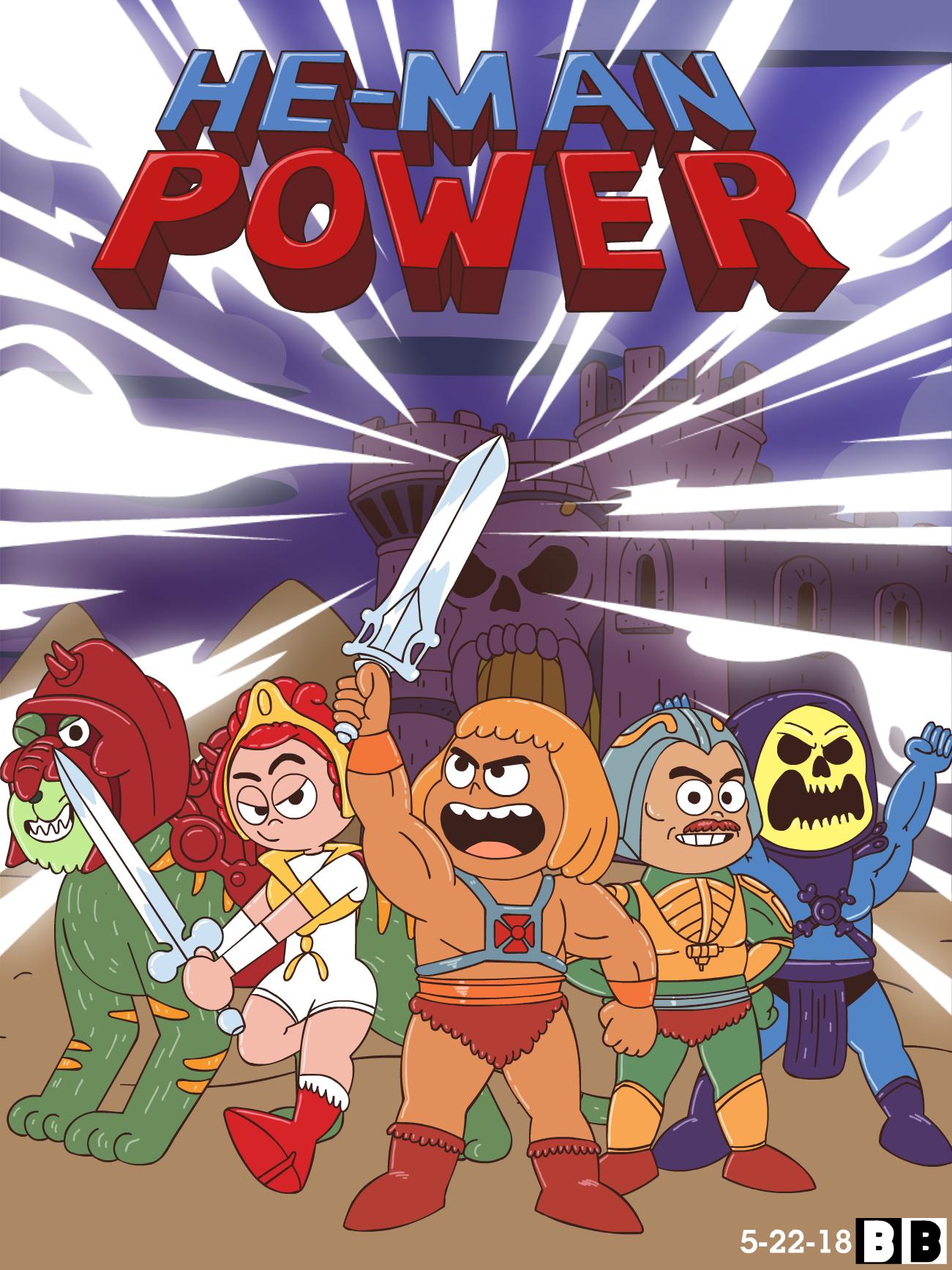 He-Man Power