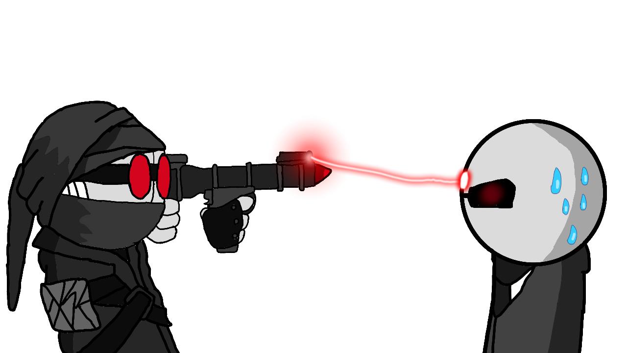 Hank Explode Agent L33T