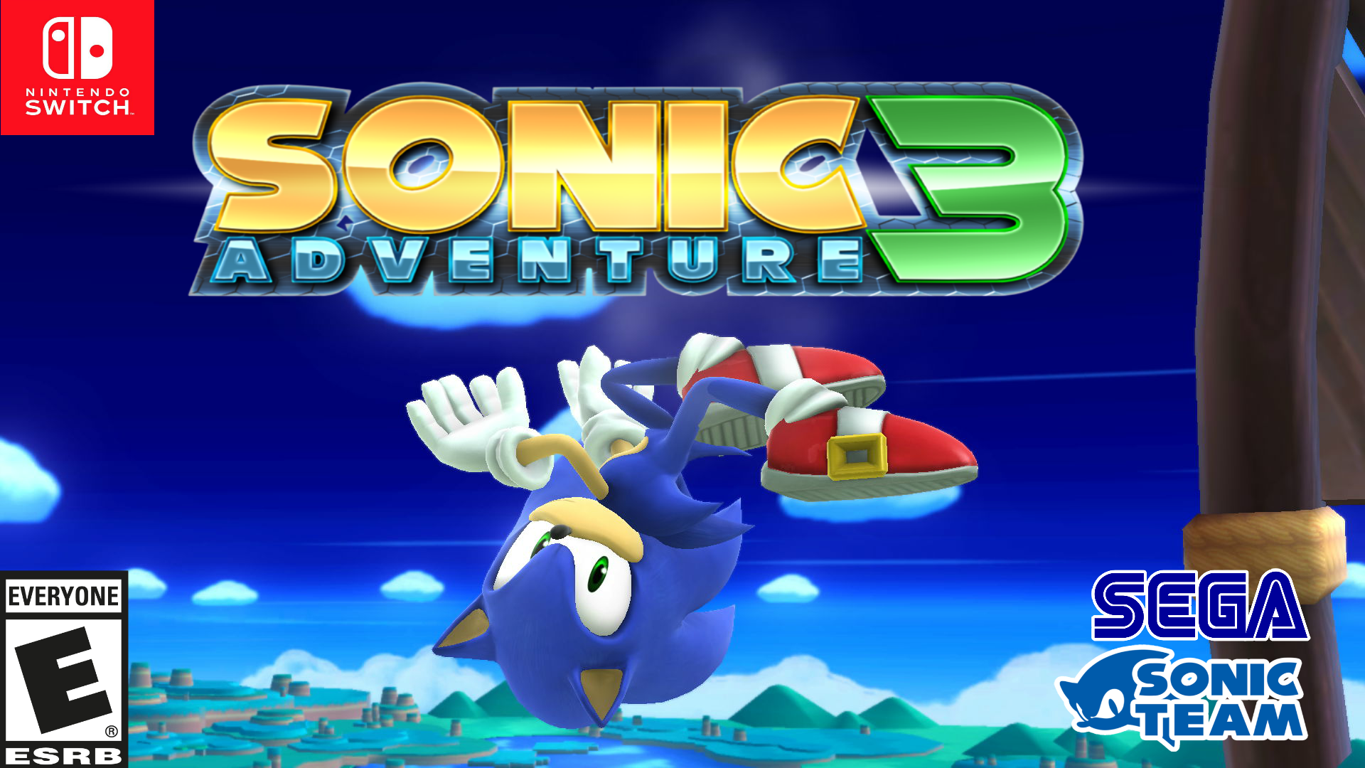 Sonic Adventure 3 by ChaseBoogie-Studios on Newgrounds