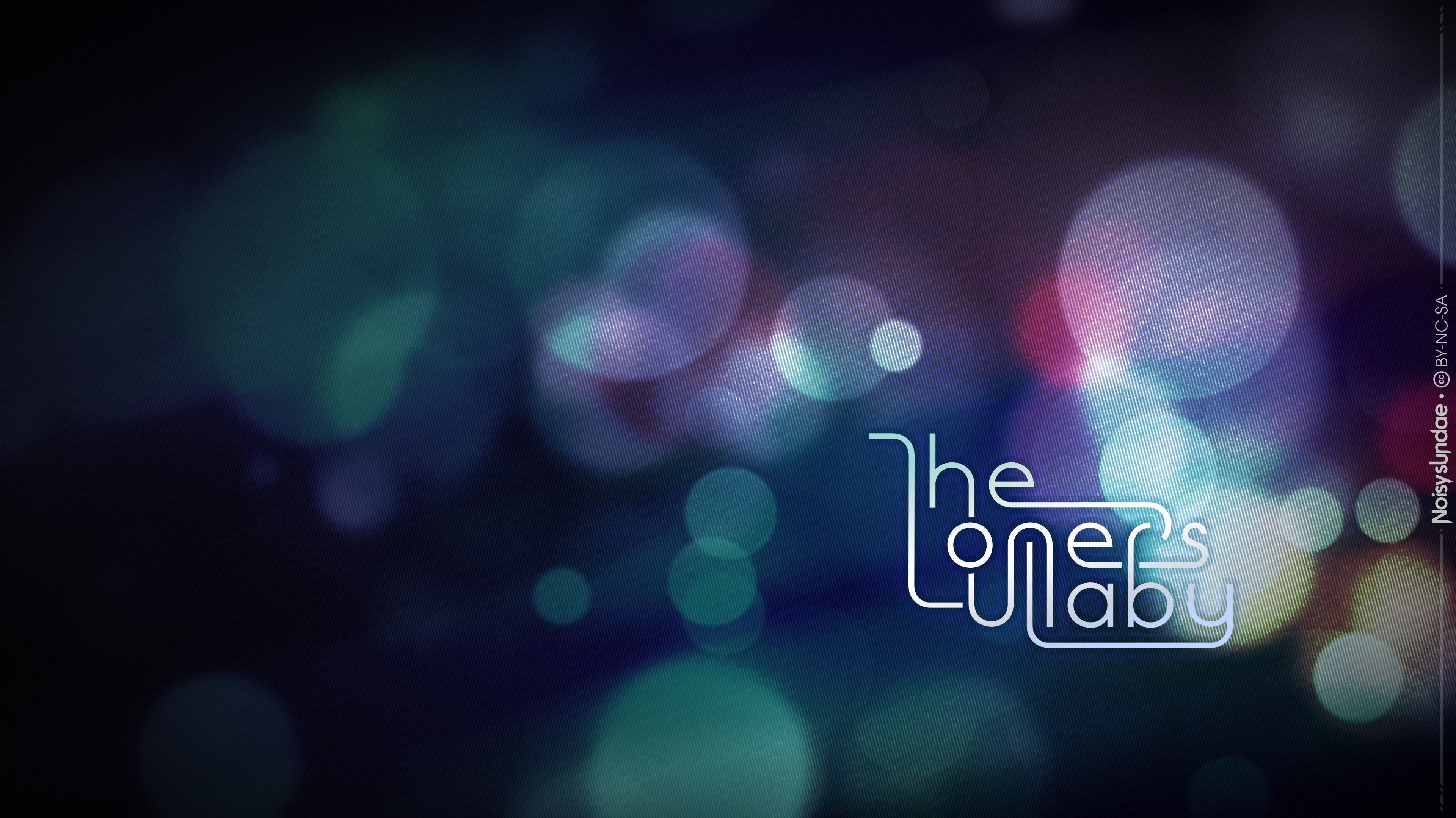Noisysundae wallpaper - The Loner's Lullaby