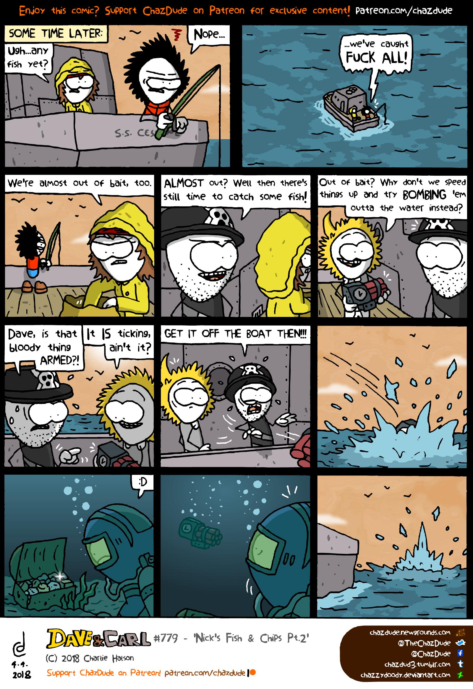 Nick's Fish & Chips Pt.2