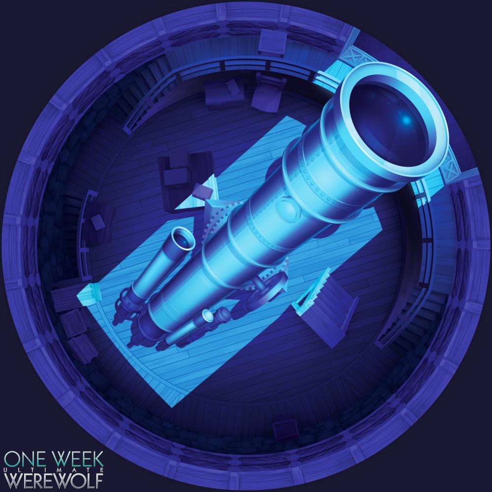 Observatory - One Week Ultimate Werewolf