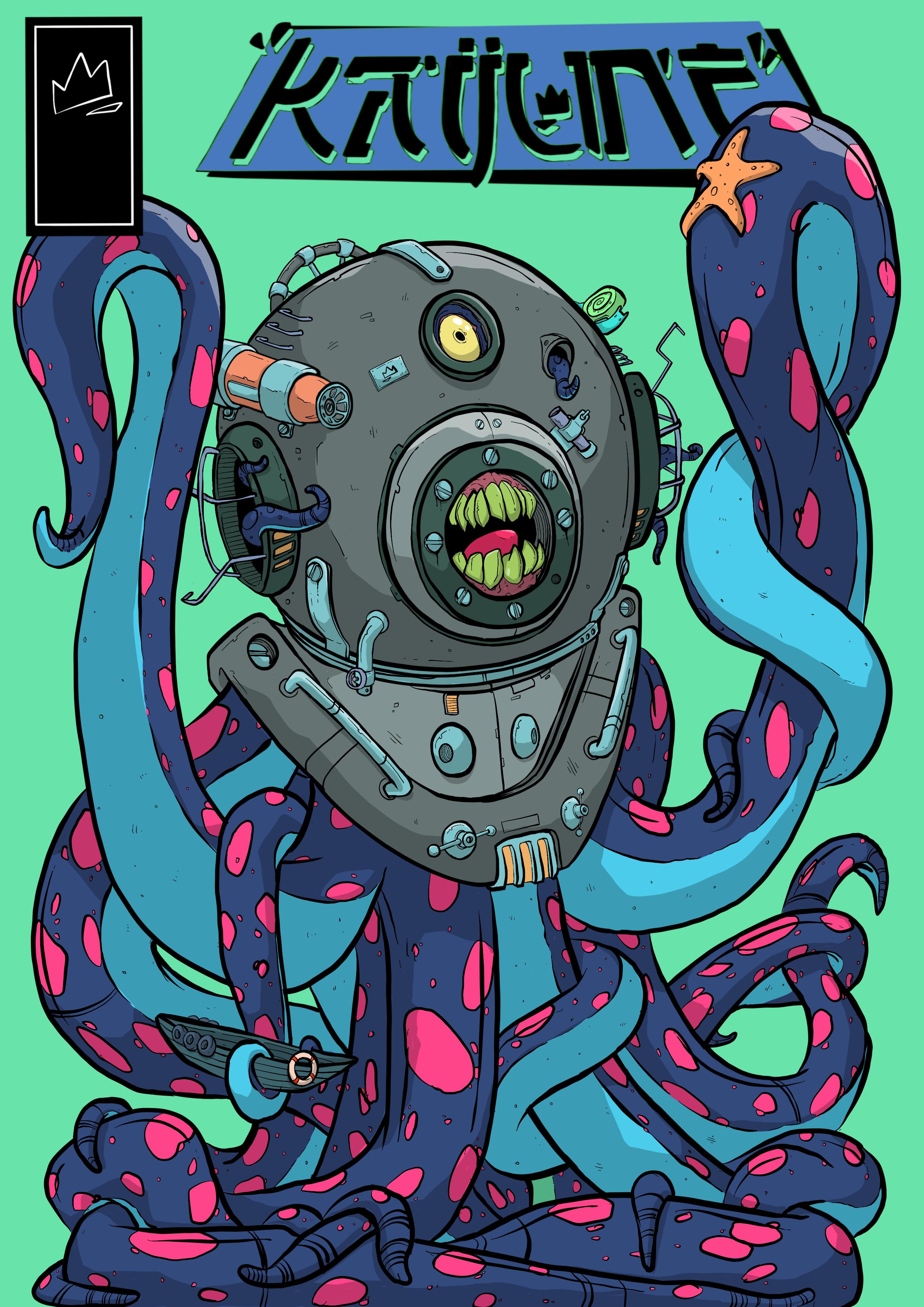 The Kraken - Kaijune