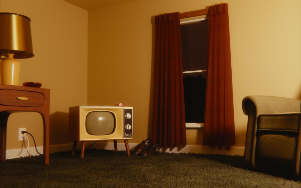 1960's room