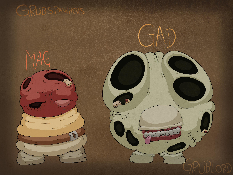 grubspawners