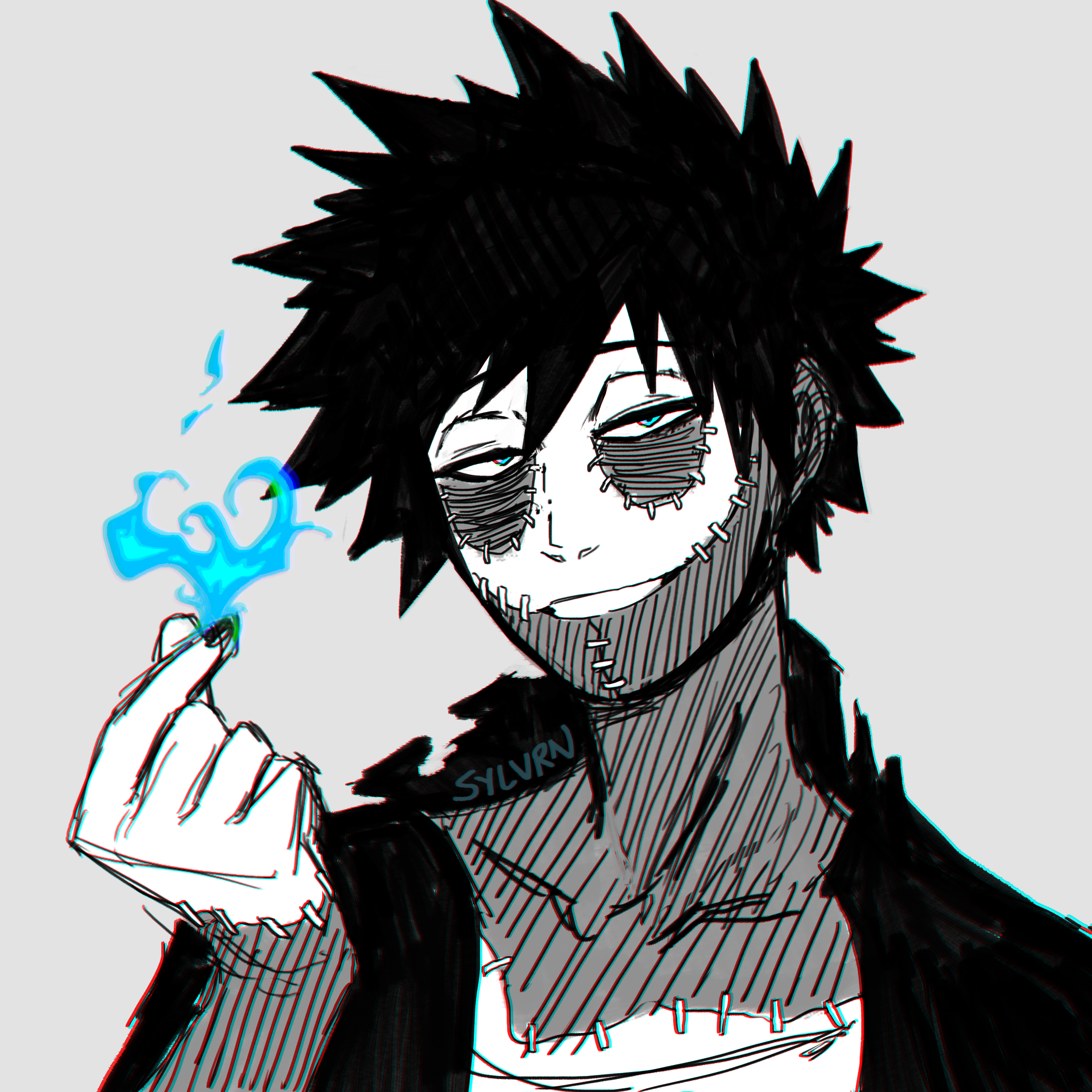 What Is My Up Dabi By Sylvrn On Newgrounds