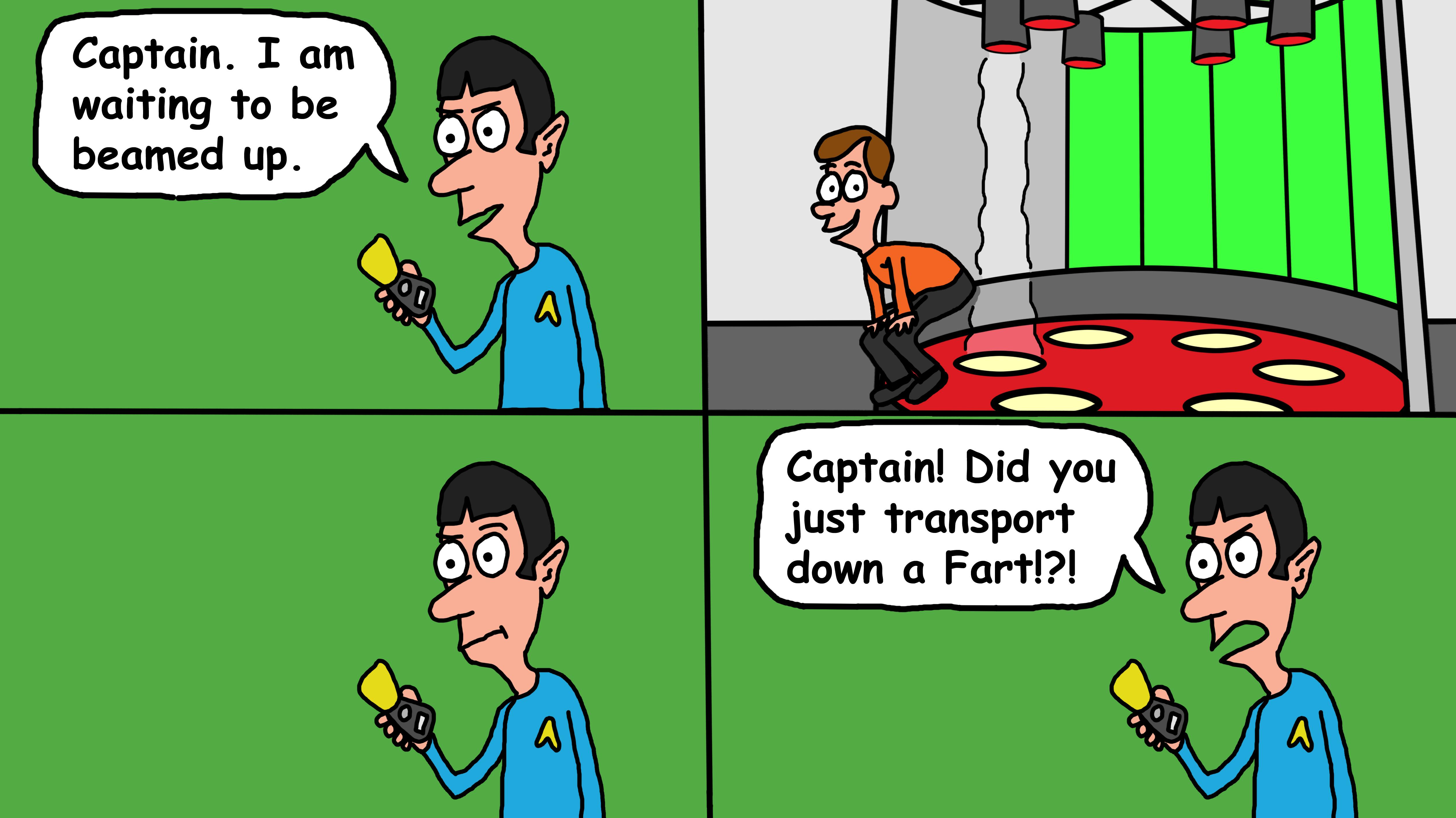 Star Trekked