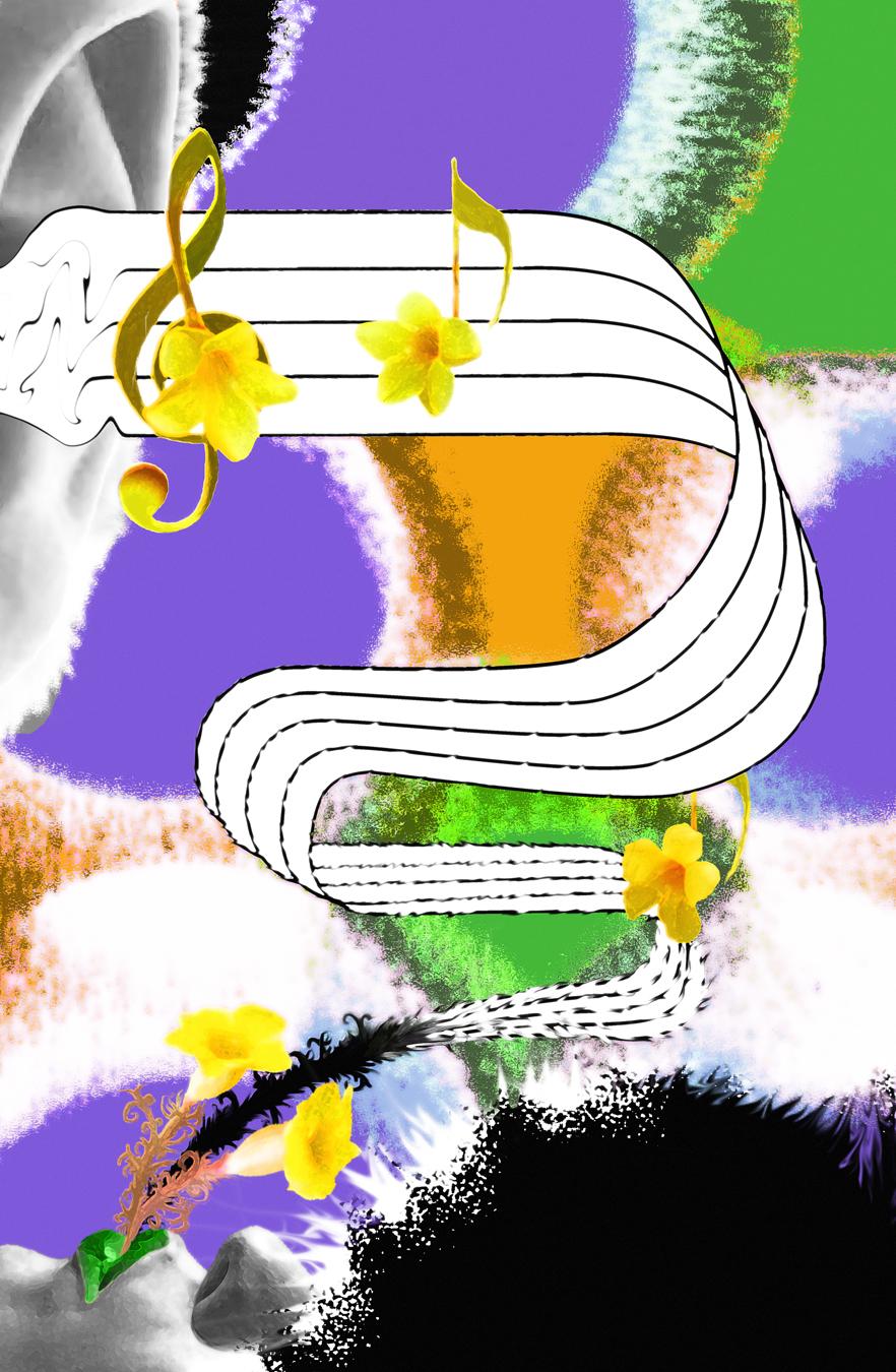 Musical Flowers