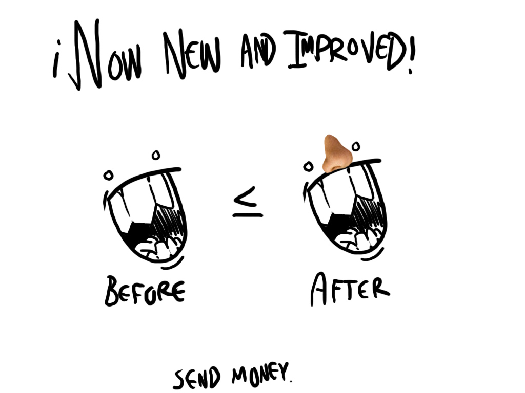 Now New and Improved!