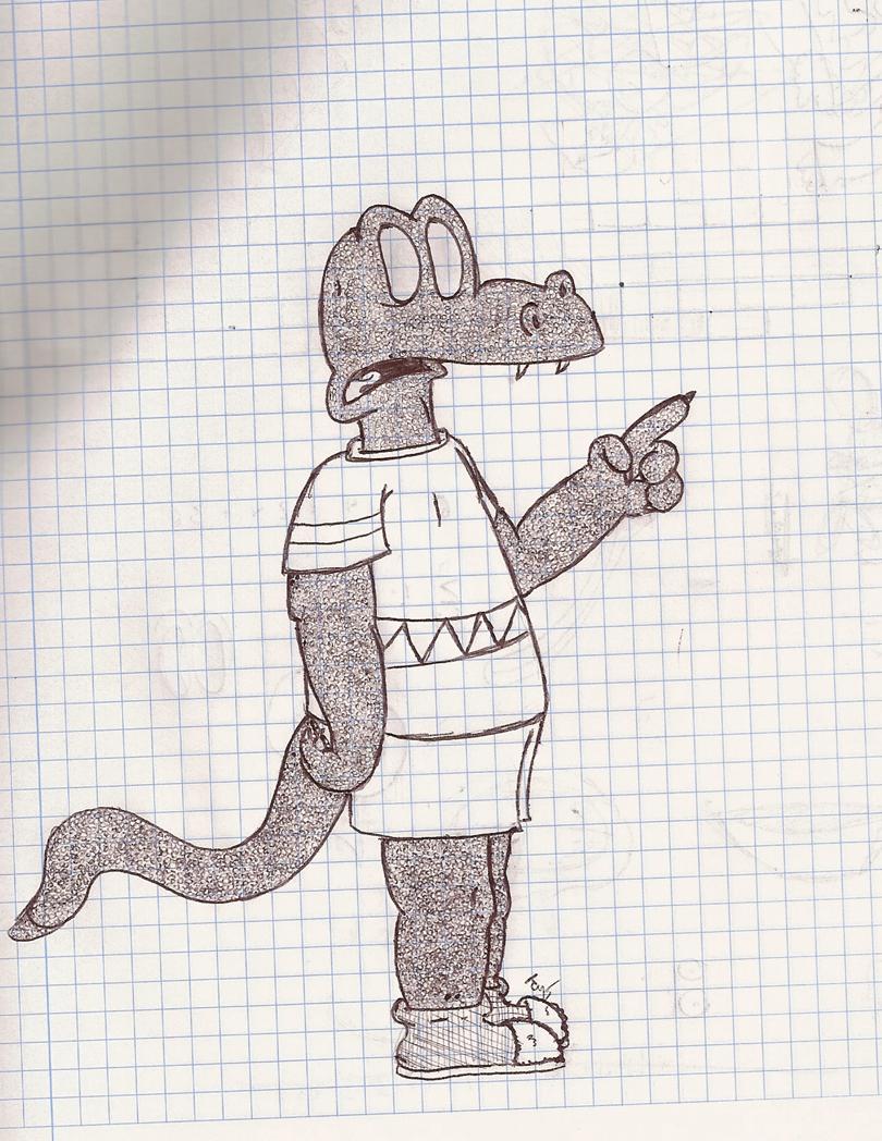 """Dino - """"Uh..."""""""