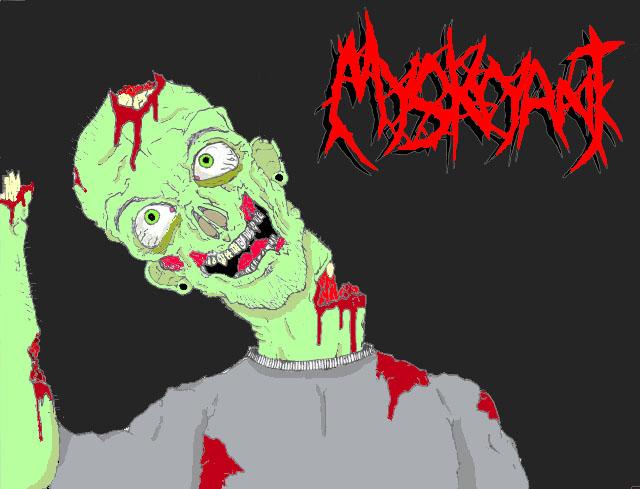 myskryant zombie