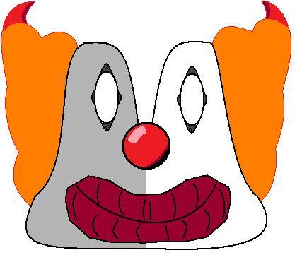 3 clowns