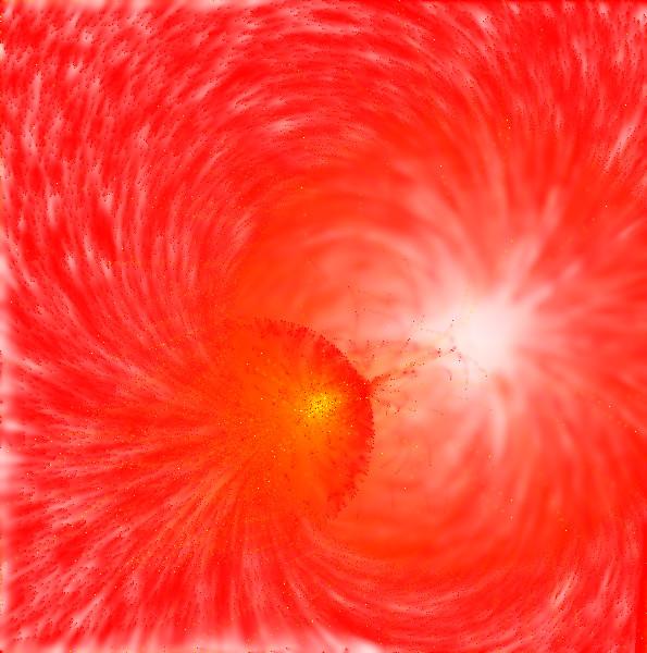 Solar-Lunar Combustion