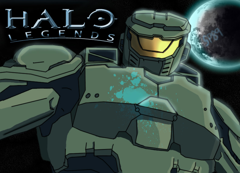 Halo Legends: Cal-141
