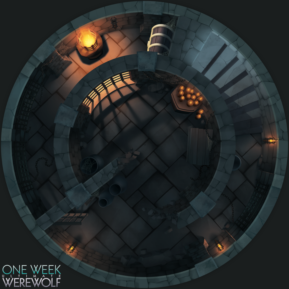 Dungeon - One Week Ultimate Werewolf