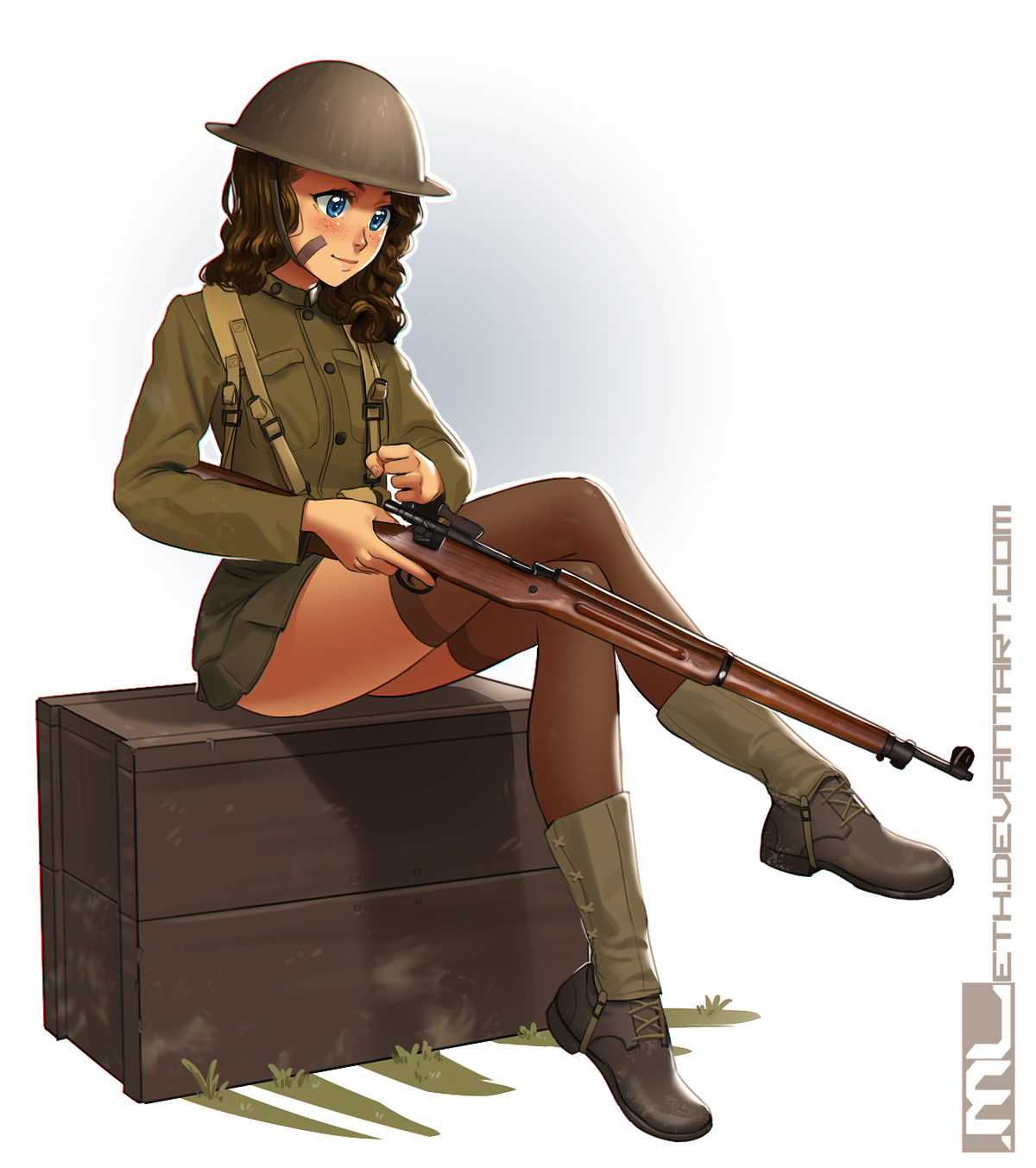 WW1 Brooke