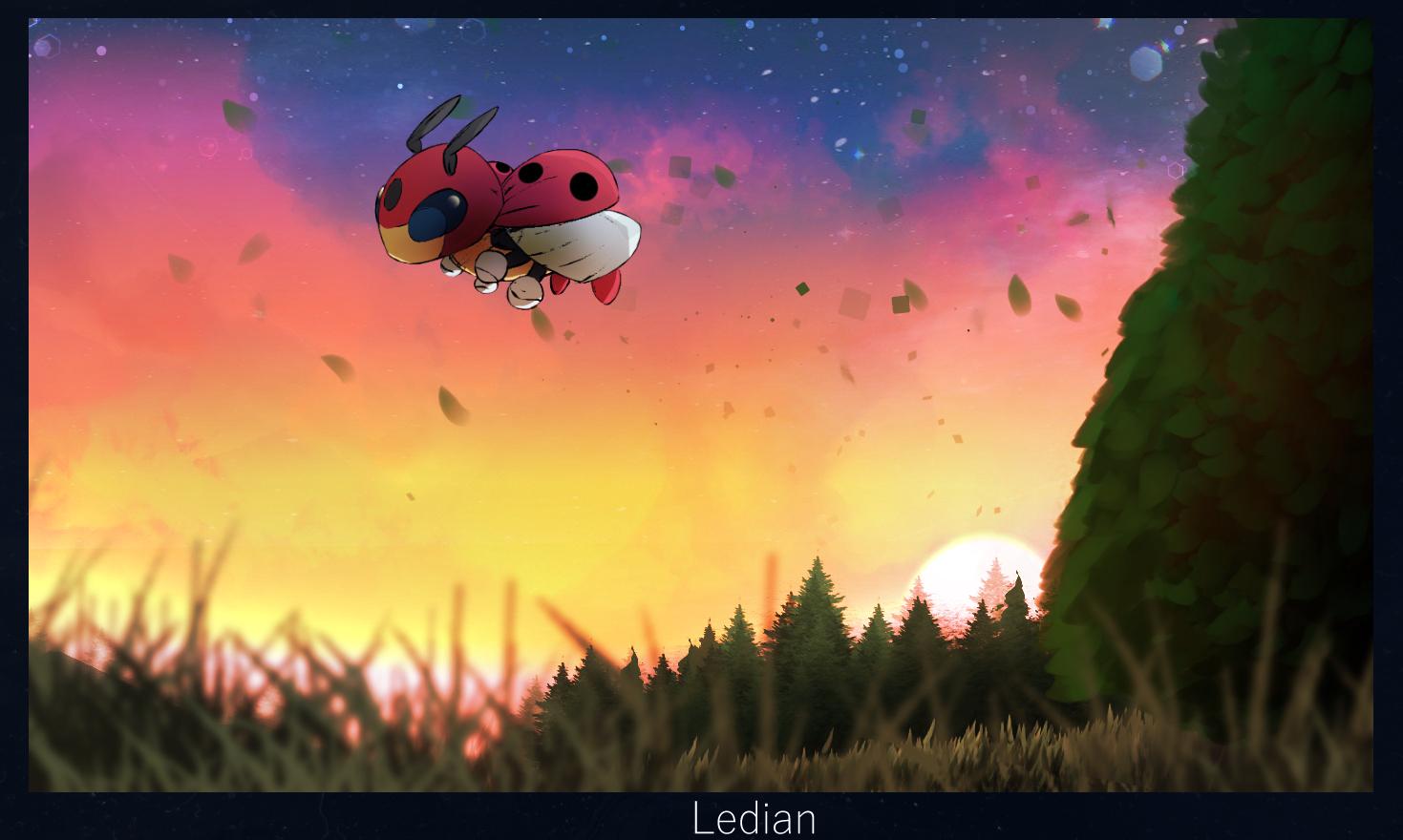Ledian
