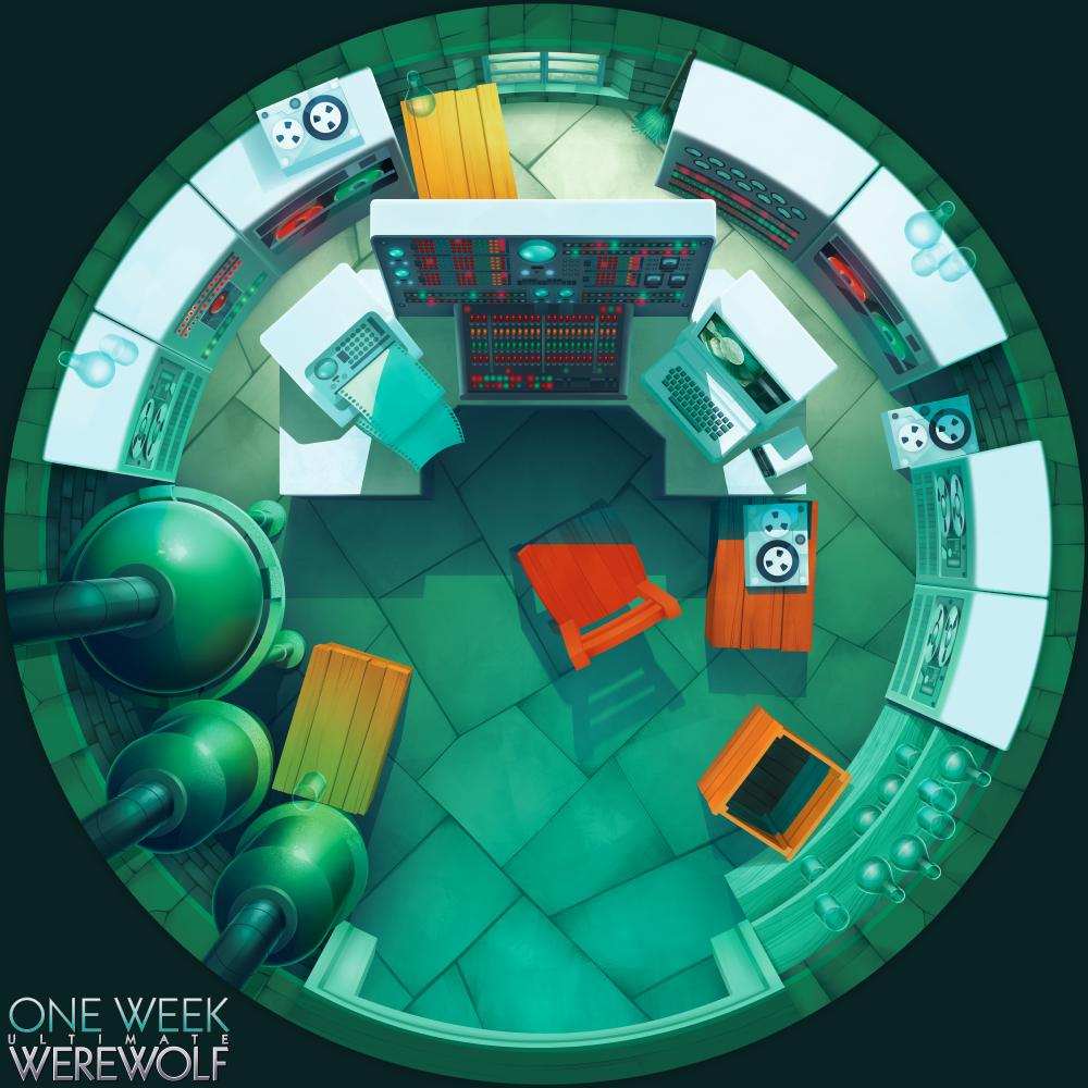 Laboratory - One Week Ultimate Werewolf