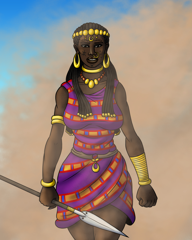 Dihya al-Kahina the Seer Queen