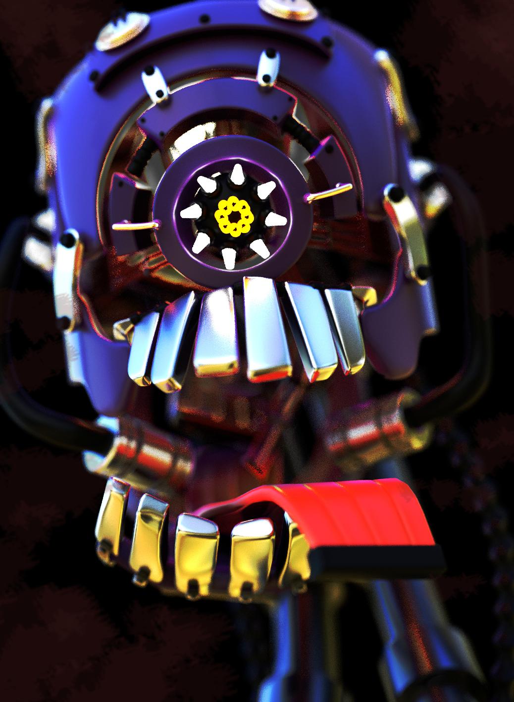 BLAH-BOT RobotDay 2018