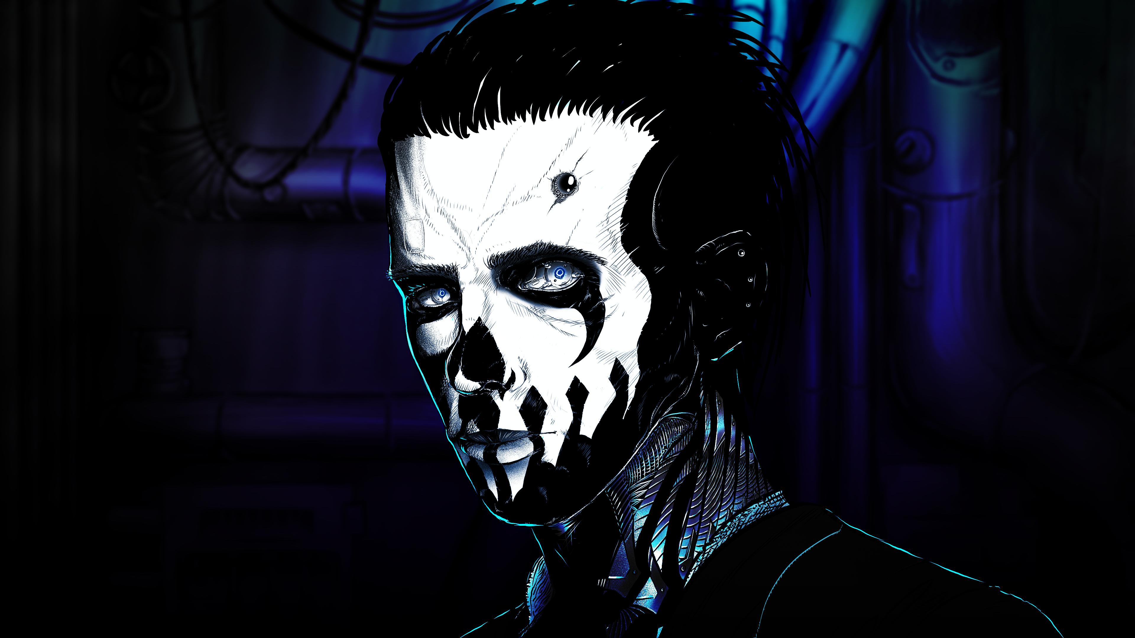 Self Portrait (Sci-Fi Edit)