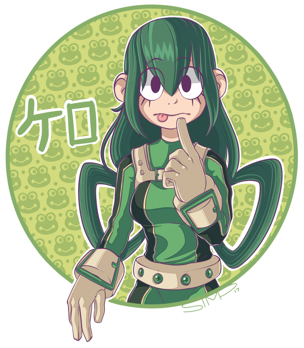 Froppy // My Hero Academia