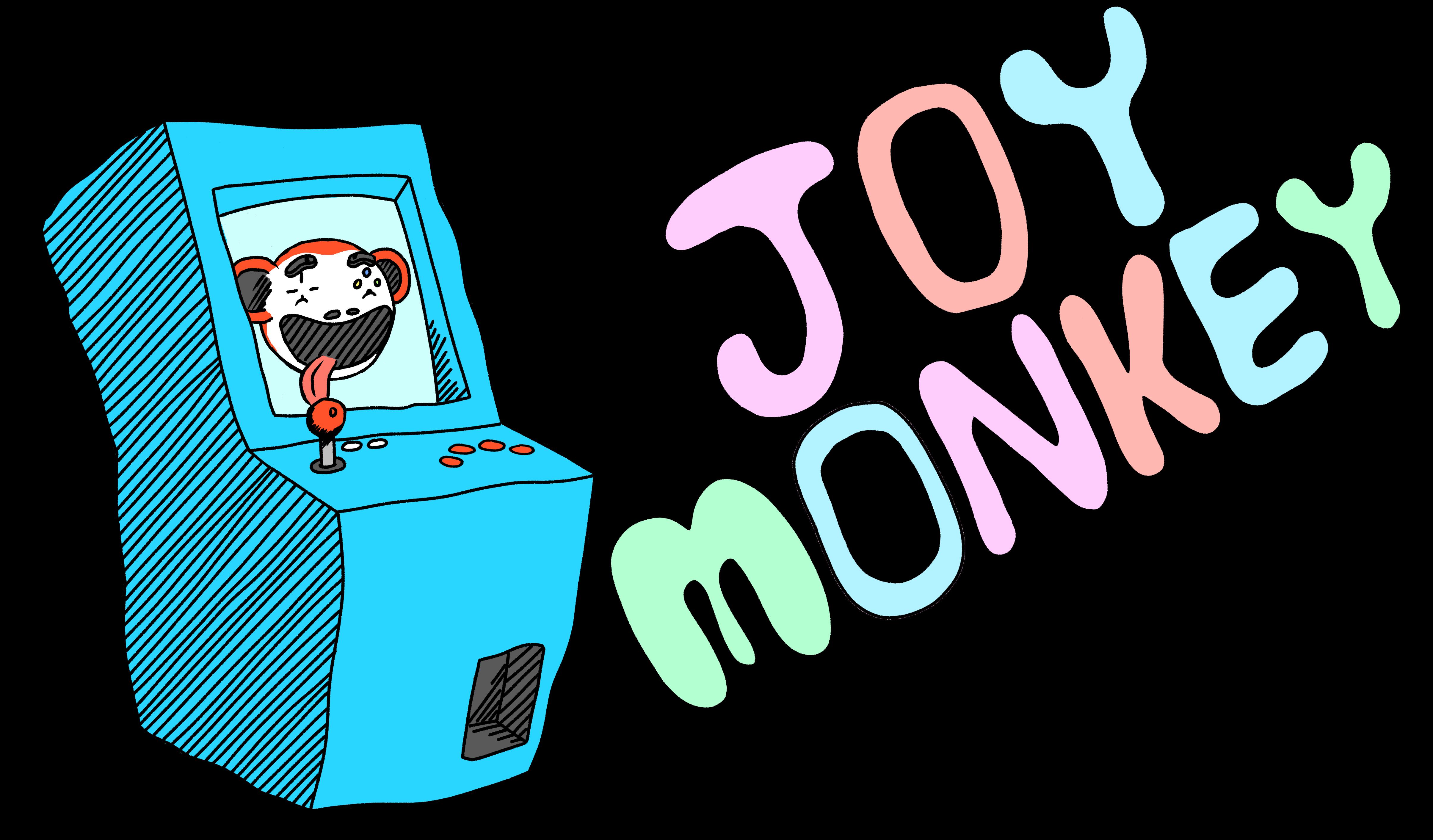 Joy Monkey Arcades