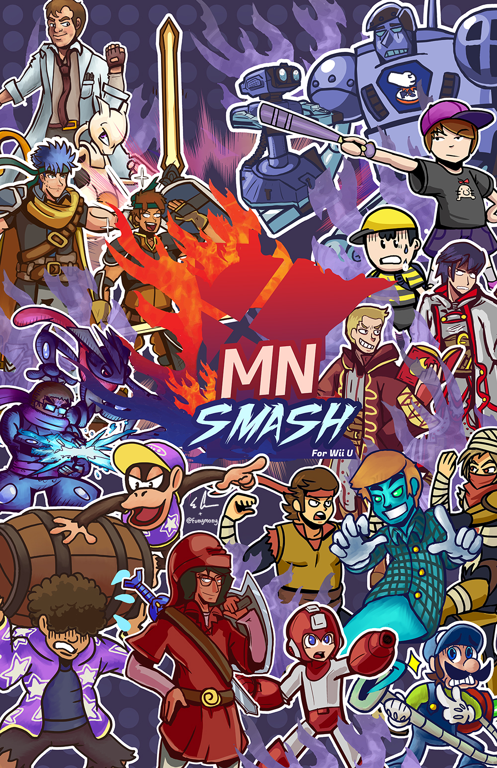 MN Smash PR Poster for PMB2018