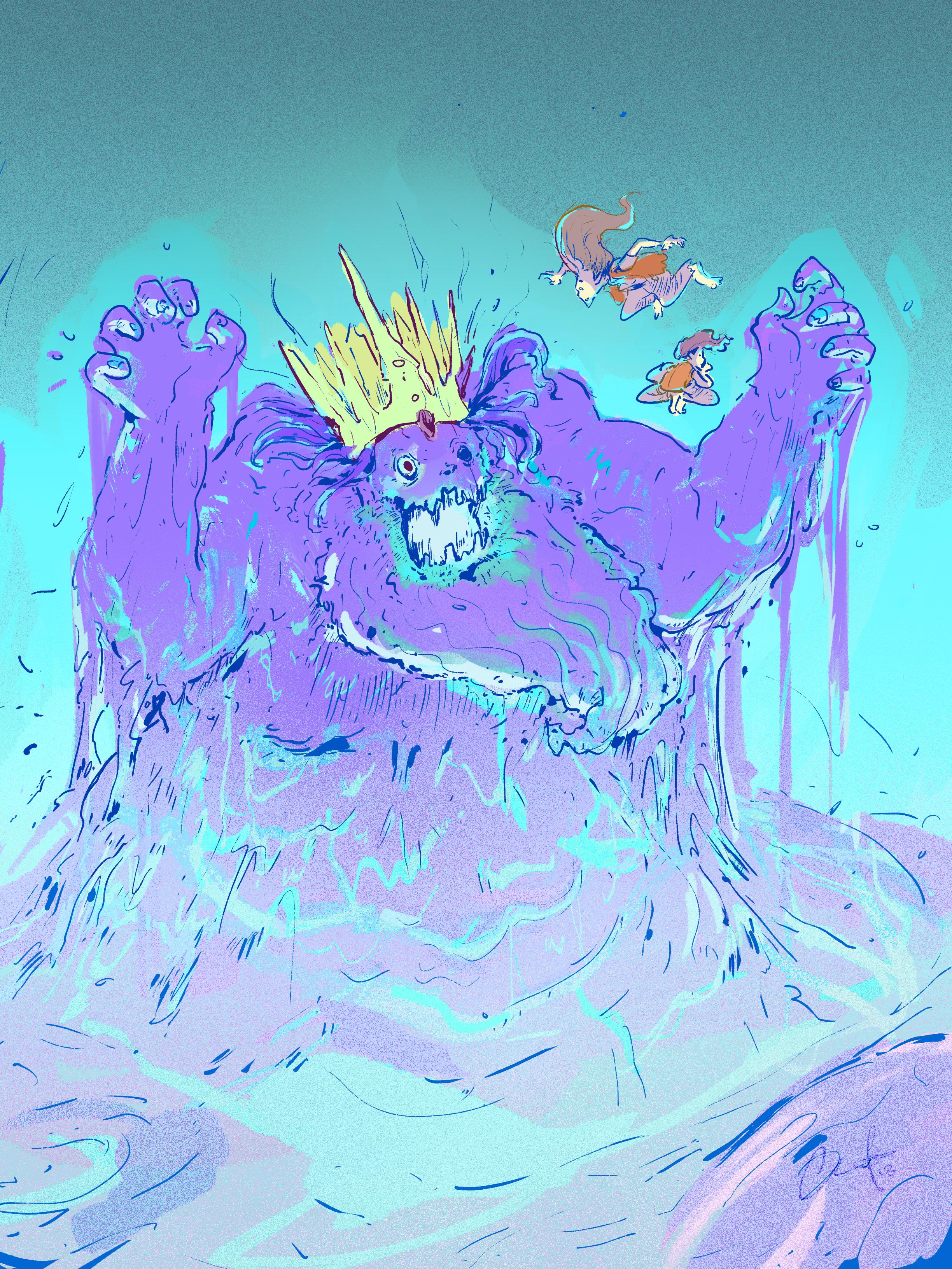 The Diwatan Brothers & The Gluttonous Wraith King