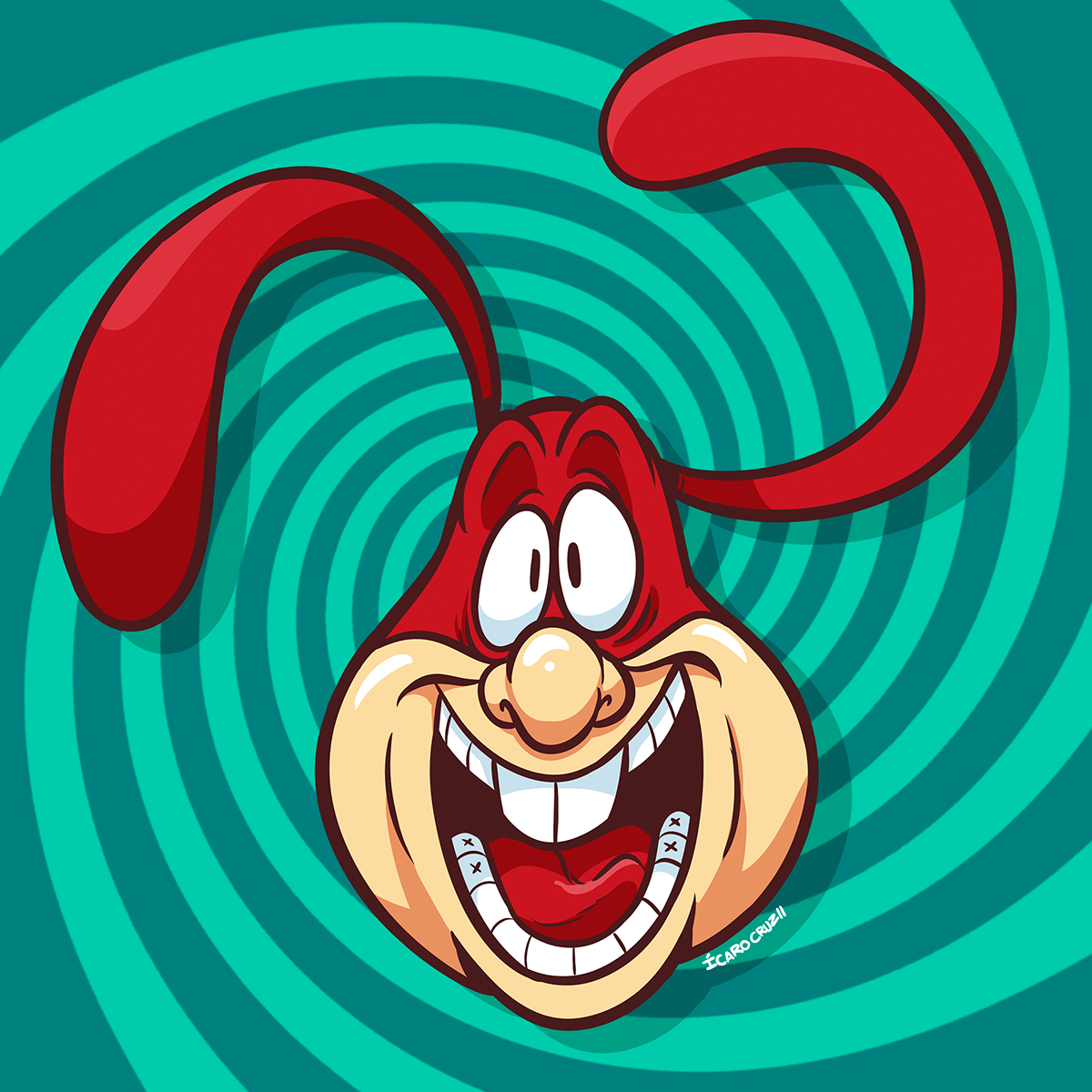 TIME TO GO NOID