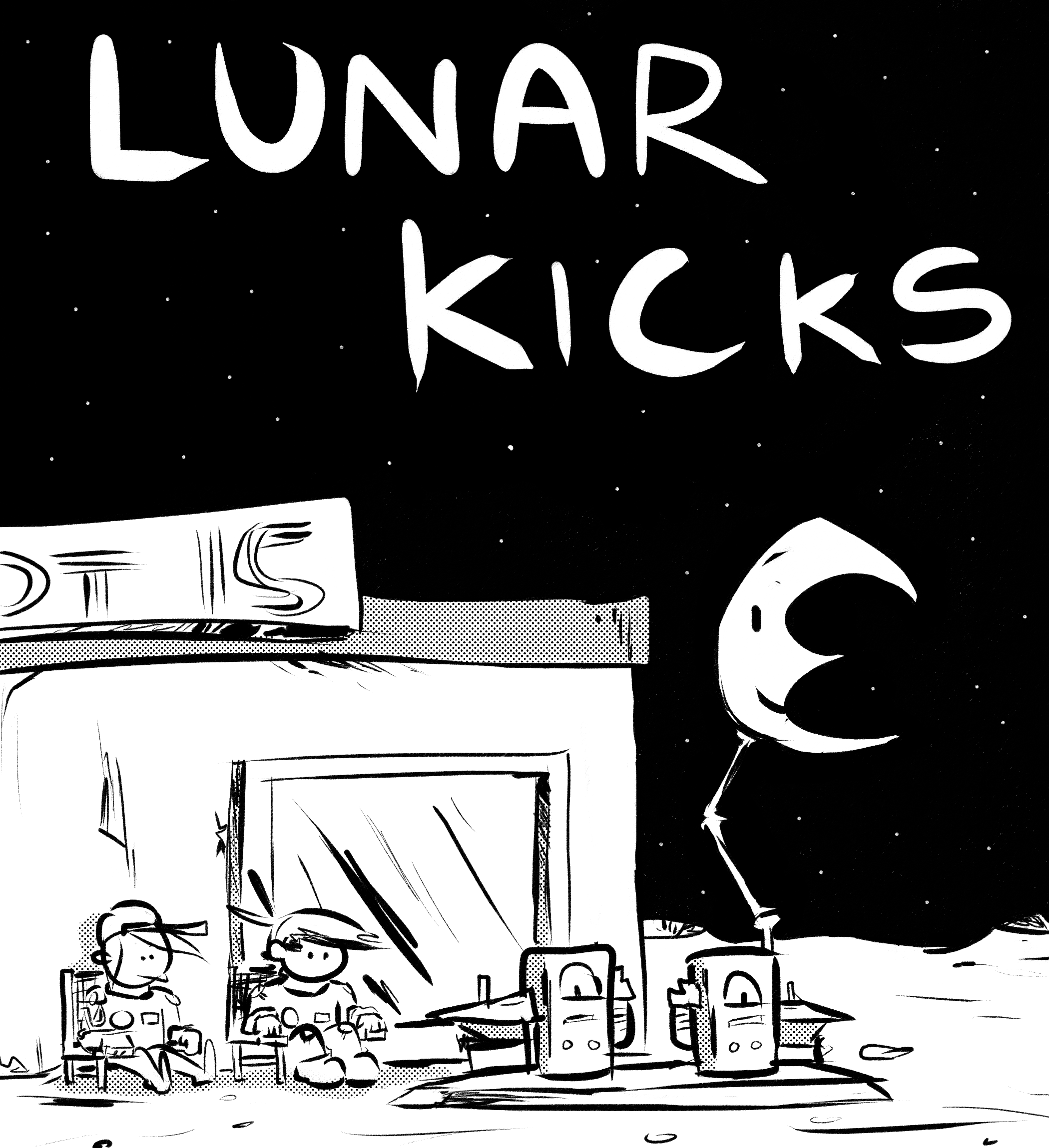 Lunar Kicks