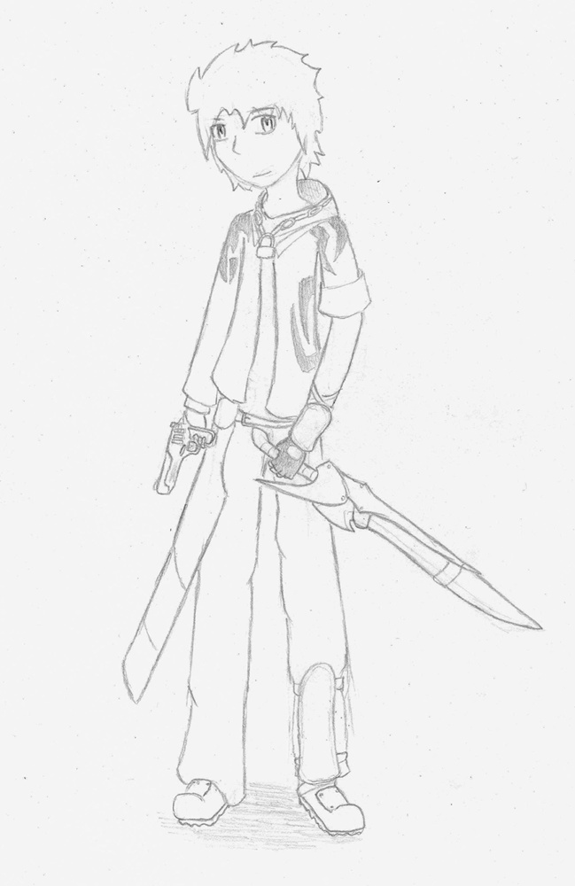 Zenedar (Human-Sketch)