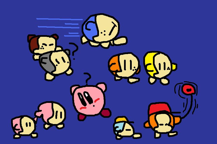Waddle dee's 1