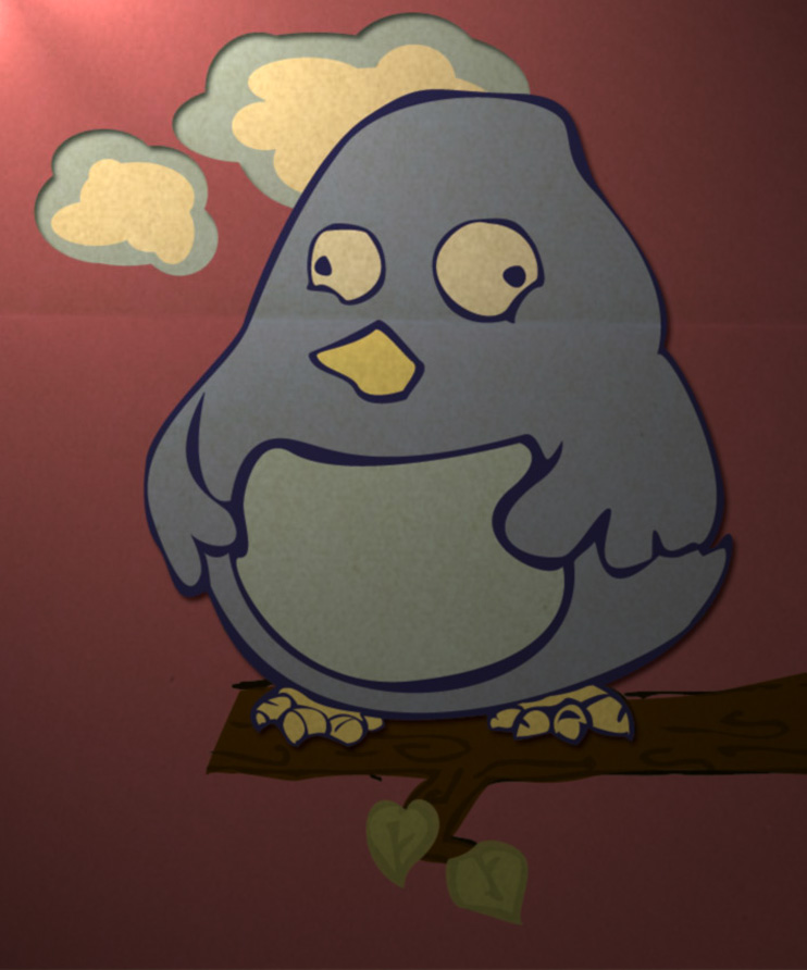 Scoodels the Stupid Bird