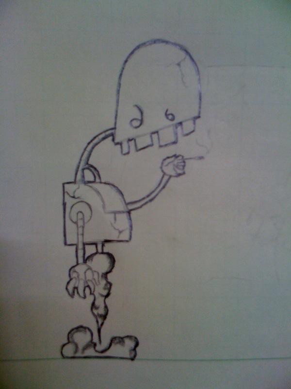 Smokin' Bot