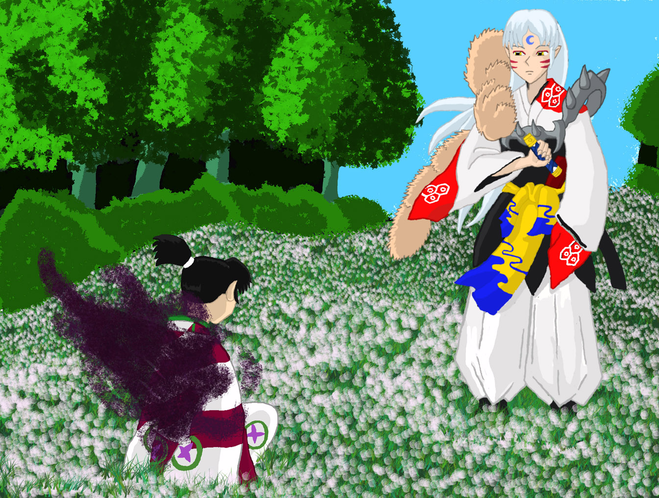 Kagura's last moments