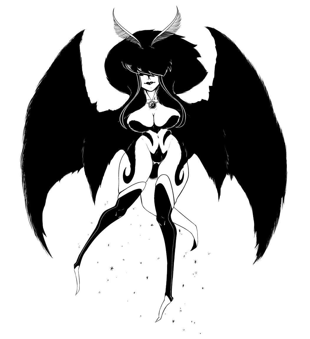Mothwoman