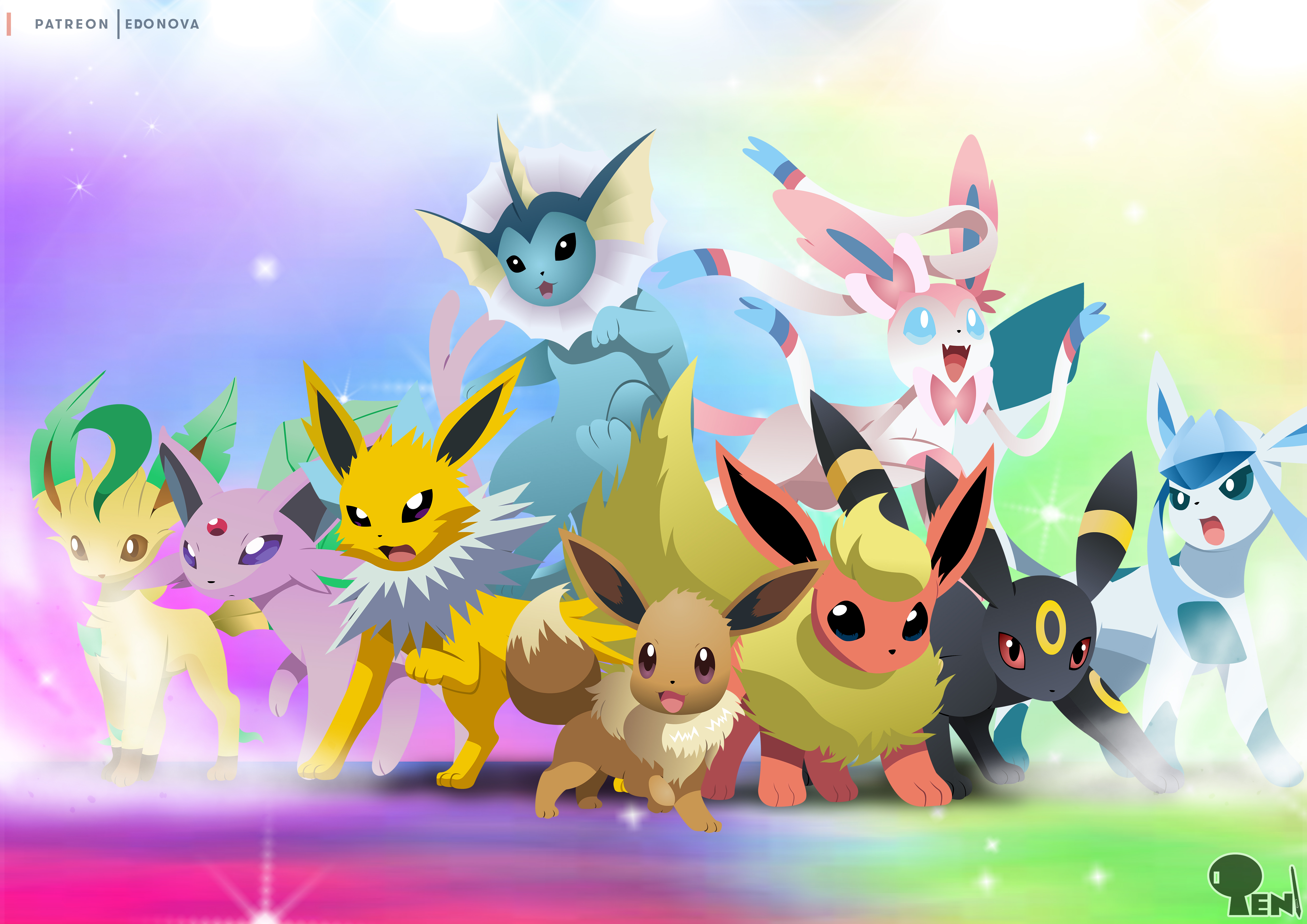 Eevee - The Power Within