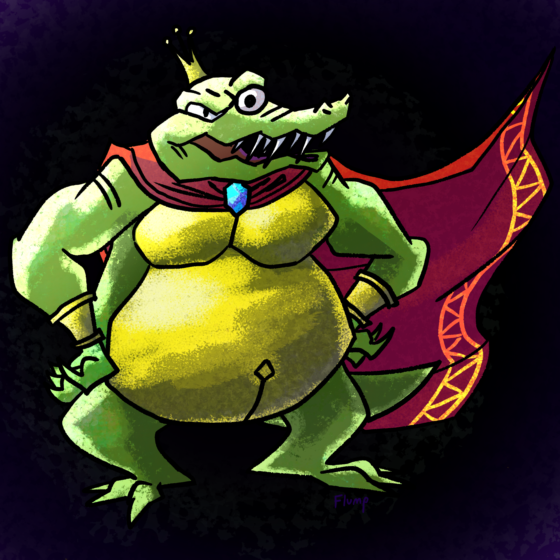 King K. Rool Is Cool