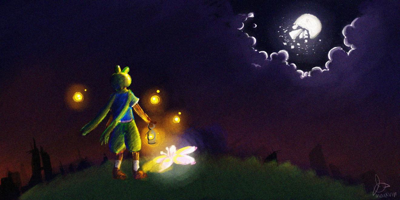 Nightfall, revisited