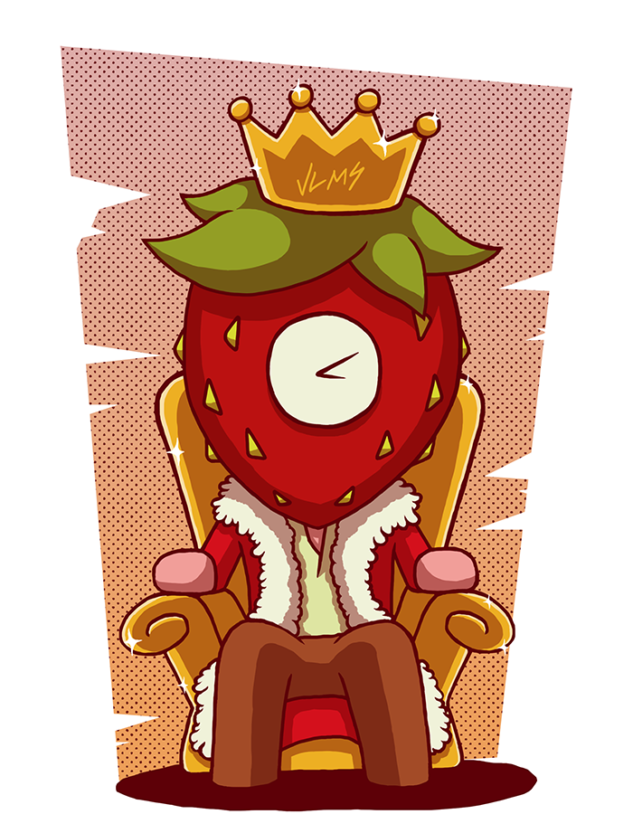 Strawberry King