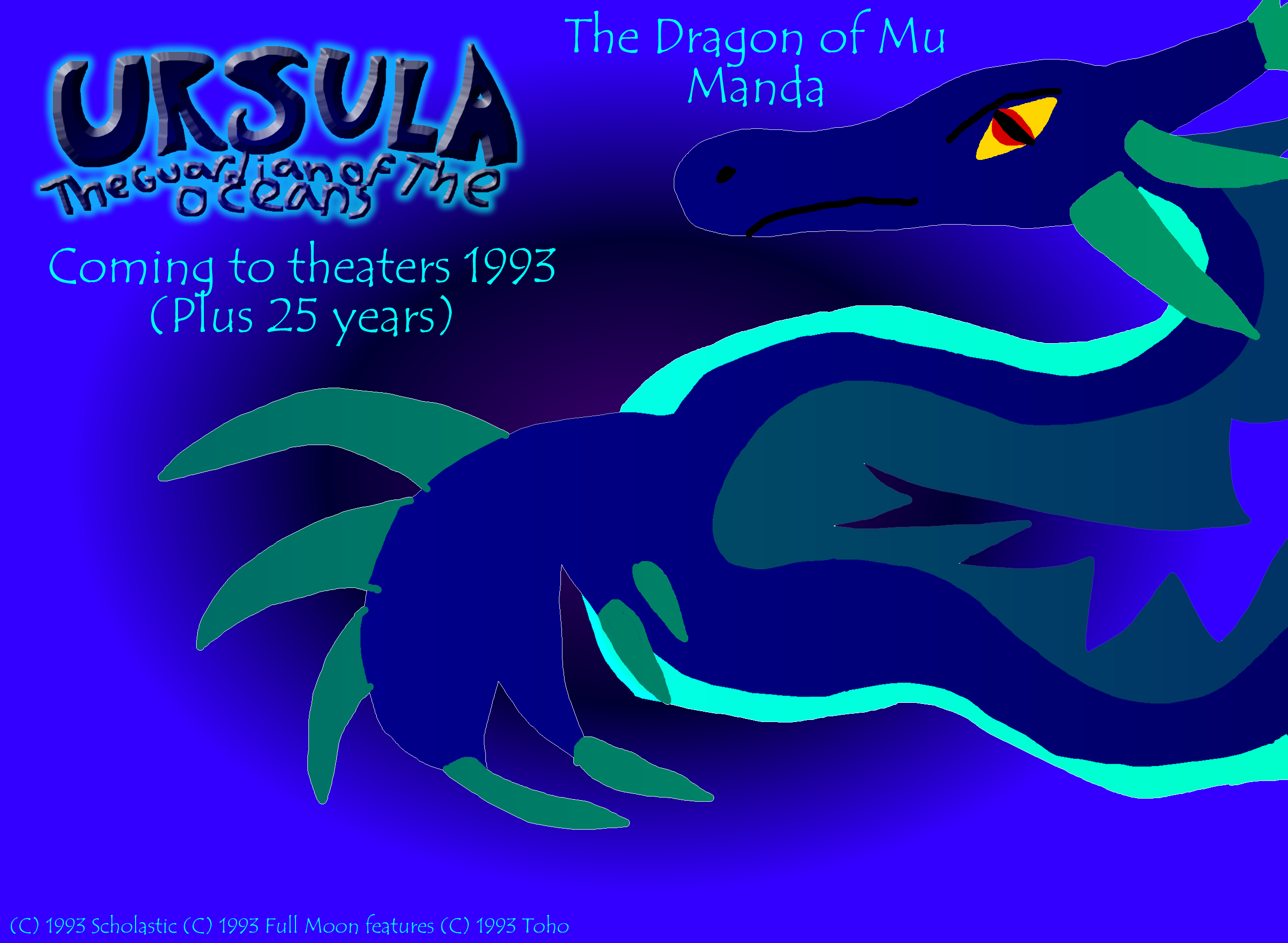 Dragon of Mu Manda (1993)