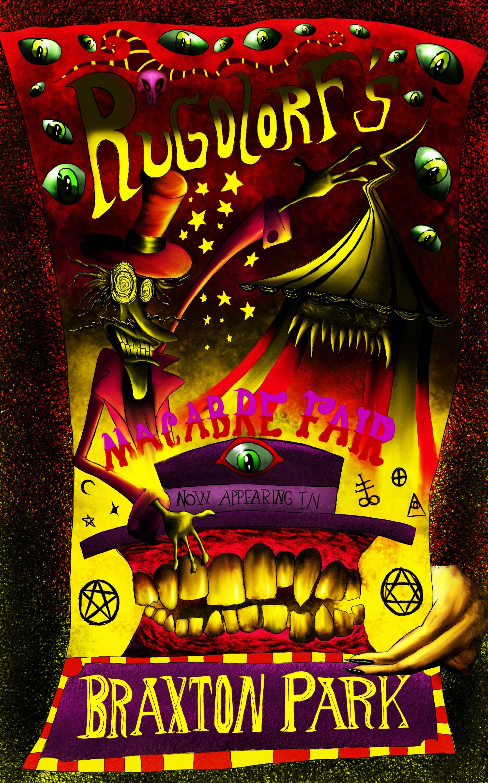 Macabre Fair Poster