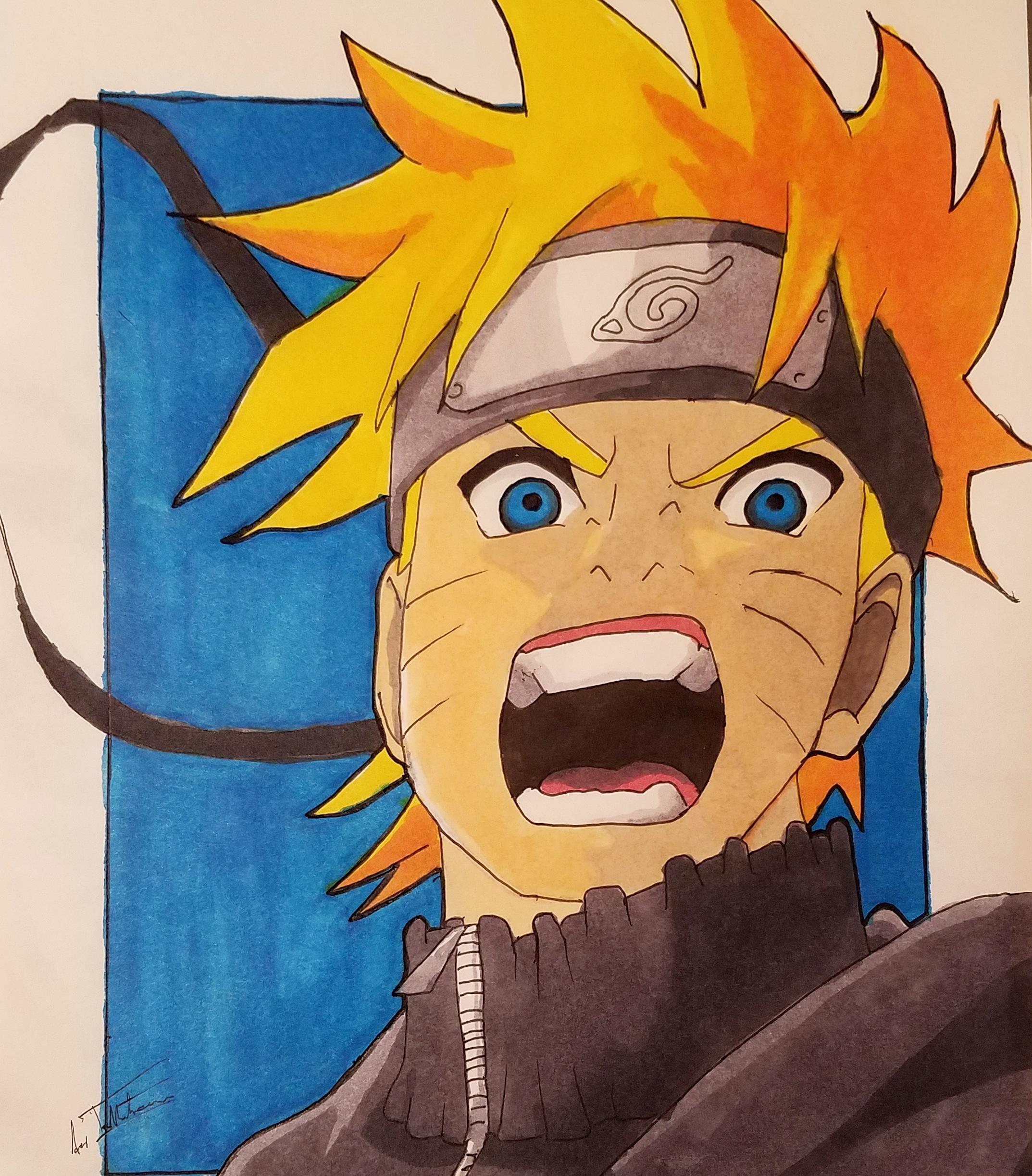 Naruto Shippuden Drawing By Asaishart On Newgrounds