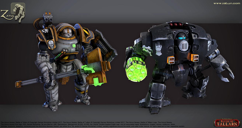 Warhammer 40k character by arjun07 on Newgrounds