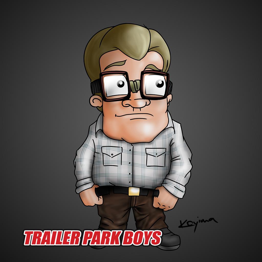 Bubbles - Trailer Park Boys