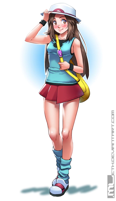 Pokémon - Leaf