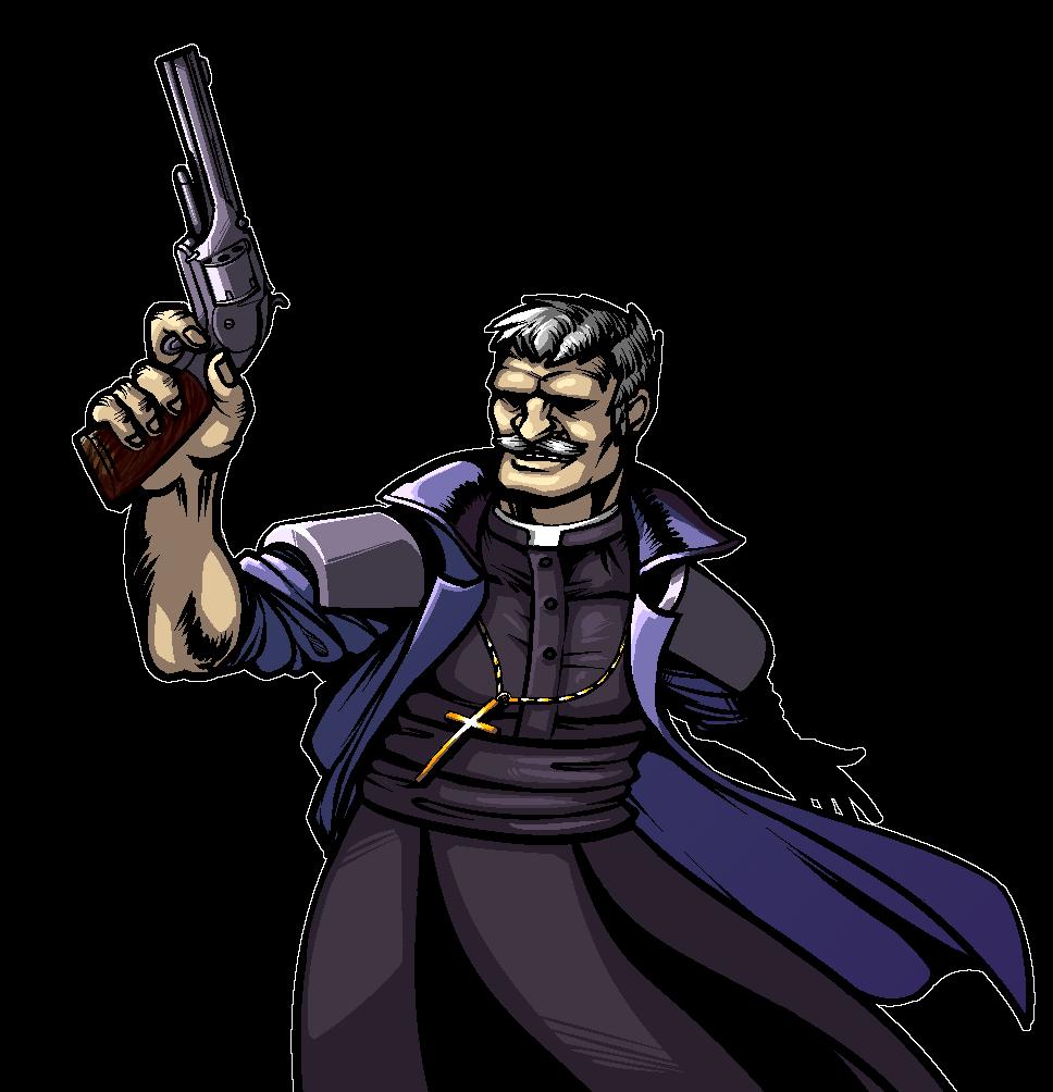 Gunpriest