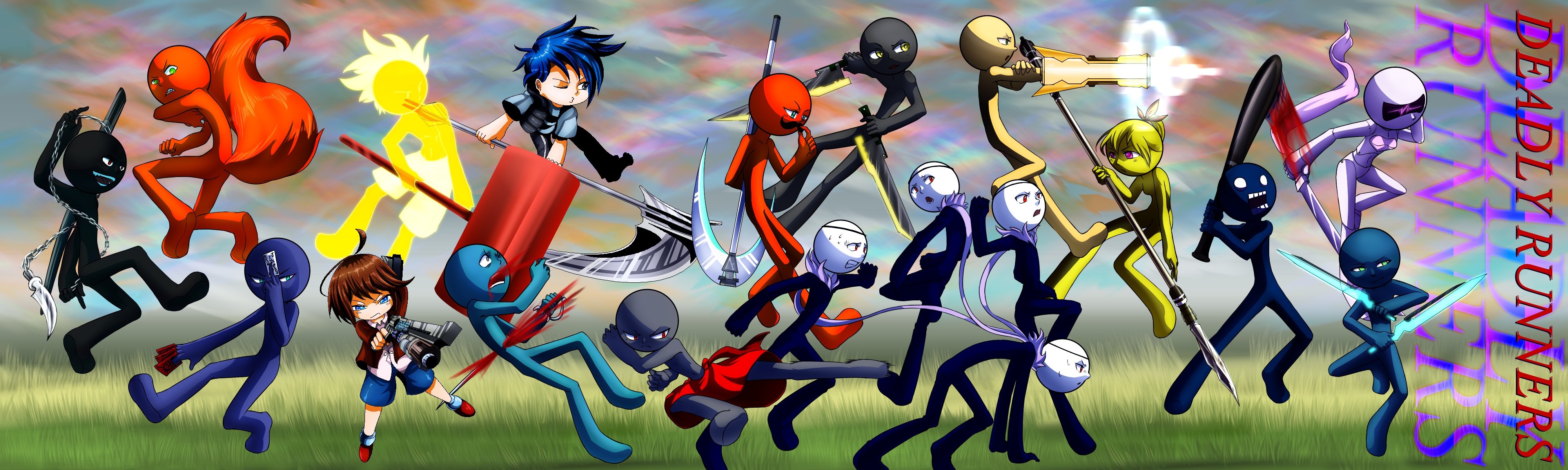 Deadly Runners