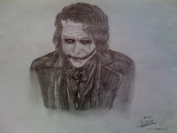 The joker 11-30-09